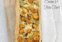 pies and tarts