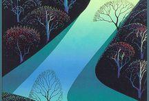 Inspiring Illustrations & Artworks