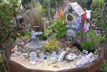 fairy garden / by Lori Fournier Palmieri