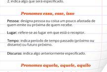 Português, é bom saber o certo.