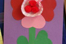 Valentines crafts for work