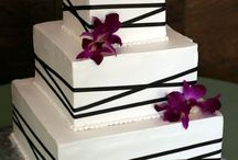 Wedding cake / Square orchid