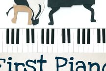 Piano lessons / by Kristen Cook