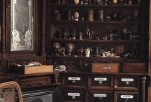 Cabinet of Curiosities / The strange and the odd