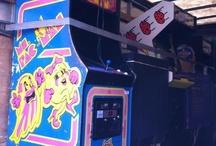 arcades alive / by janella wiener