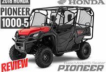 2018 Honda Pioneer 1000-5 Review / Specs | 4x4 Side by Side UTV / ATV / SxS (SXS10M5PJ) / New 2018 Honda Pioneer 1000-5 Review | Side by Side UTV / ATV / SxS Utility Vehicle at www.HondaProKevin.com