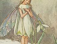 C M Barker Flower Fairies