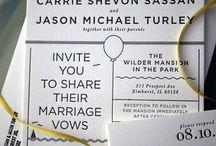 Invitations inspiration