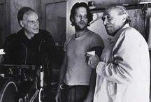 "Bukowski / Poet and novelist Charles ""Hank"" Bukowski"