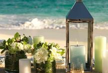 Beach Weddings / Looking for beach wedding inspiration? You've found it!  http://www.CoastalBlogs.com   / by Sally Lee by the Sea, LLC