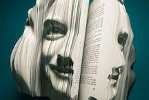 Papier, karton, bibuła