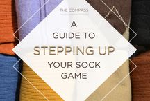 Step Up Your Sock Game