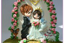 пряники свадебные