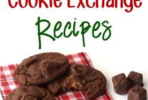 cookie recipes / by Sandy Palmer