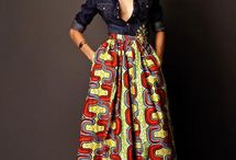 African print / Ideas for African print outfits
