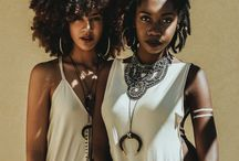 Boho and African Chique