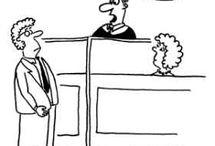 Law Funnies / If you can't laugh at yourself....
