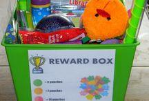Kids charts / Rewards, allowances, behavior