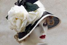 hats/dresses