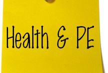 PE / Lessons, ideas, activities