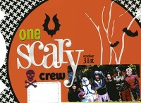 Scrapbook Pages: Halloween