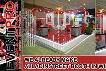 KONTRAKTOR PAMERAN   KONTRAKTOR PAMERAN / Eventpro kontraktor pameran jakarta terpercaya, vendor booth pameran penyedia jasa dekorasi booth 081212103386   081290452586