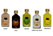 Botellitas de licor / Botelitas de licor para regalar a tus invitad@s de boda