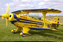 Pitts airpcraft
