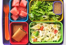 School lunches for Lily and Ella / School lunches