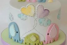 Cake/ Baby shower / by Jolanda Downing