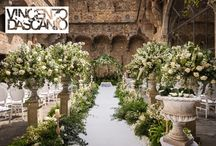 Organic & Bucolic Wedding #vincenzodascanio / wedding at Castello di Vincigliata Florence