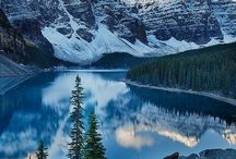 Canadian places I would love to visit!