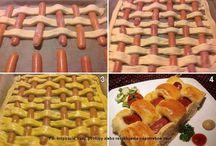 Inspirace - jídlo / Zajimavé výrobky z potravin.  Interesting articles of food.