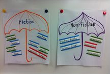 Literary Genres / by Rachel Bays