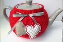 Add a teapot cosy
