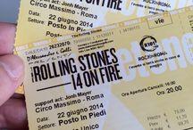 It's only rock and roll baby / Tutta la musica che amo