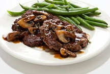 Healthy Meals / A collection of the recipes we are using on our muscle-building diet.