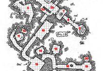 Mapy, plany, symbole, oznaczenia