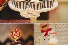 Pizza Party Ideas