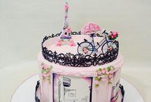 Paris cakes