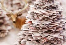 Newspaper Crafts / by Deanna Graham