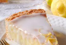 Dolce di pasta frolla al limoncello