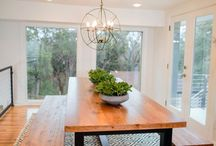Dining Rooms / Modern Dining Room, Home Decor, Dining Room Design