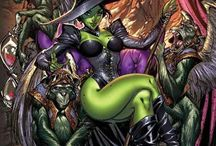 J. Scott Campbell's art