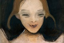Helene Schjerfbeck / Her paintings
