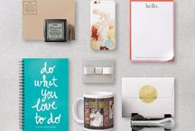Desktop Goodies / Pretty things to beautify your workspace and desk