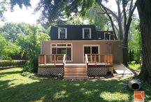 Wooden Deck, 6718 N Lightfoot Ave, Chicago