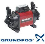Grundfos Niagara 1.5 Twin Impeller Positive Shower Pump STC-1.5C