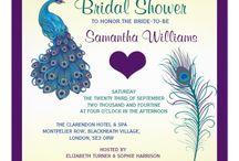 Wedding shower ideas
