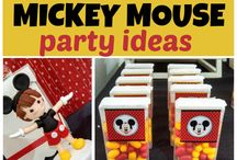 party ötlet
